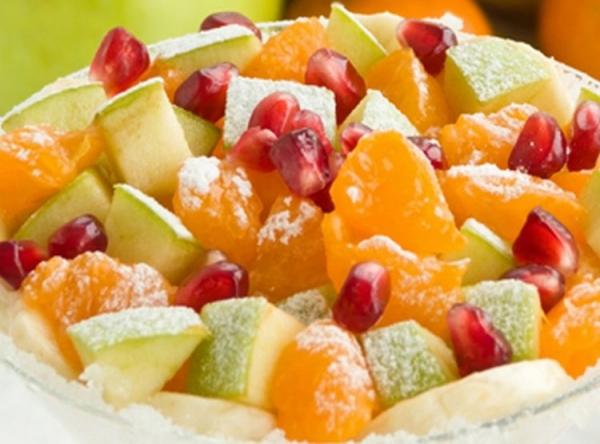Foto - 5 trucuri pentru ca salatele de fructe sa fie si mai gurmande