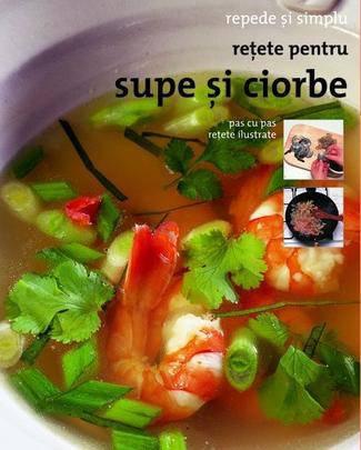 Foto - Retete pentru supe si ciorbe