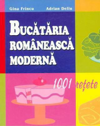 Foto - Bucataria romaneasca moderna