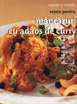 Foto - Retete pentru mancaruri cu adaos de curry