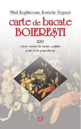 Foto - Carte de bucate boieresti - 200 retete cercate de bucate, prajituri si alte trebi gospodaresti