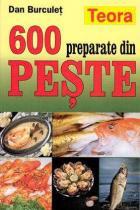 600 preparate din peste