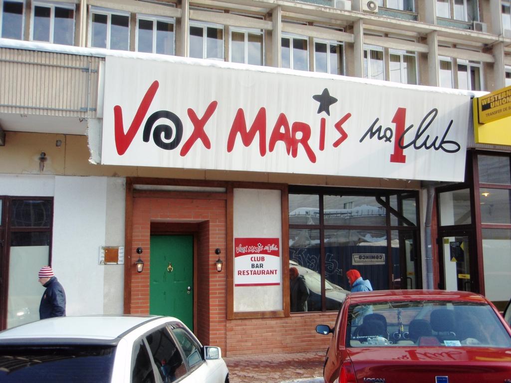 Foto - Vox Maris (Amzei)