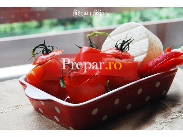 Foto 1 - Rosii umplute cu salata greceasca