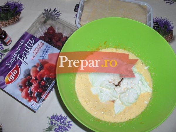 Foto 2 - Foietaj cu fructe de padure