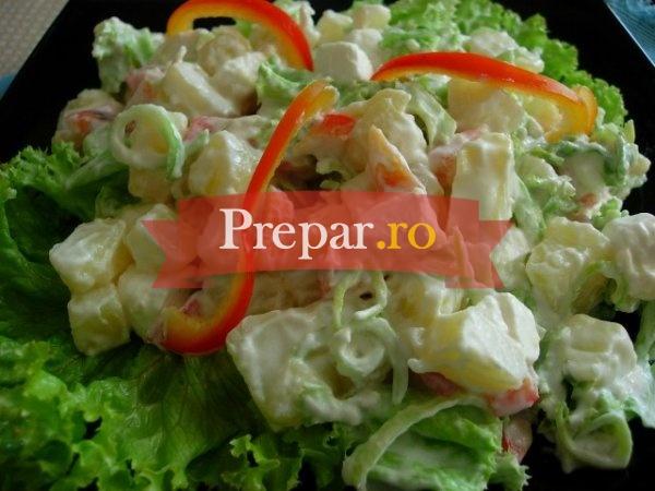 Foto 1 - Salata delicioasa