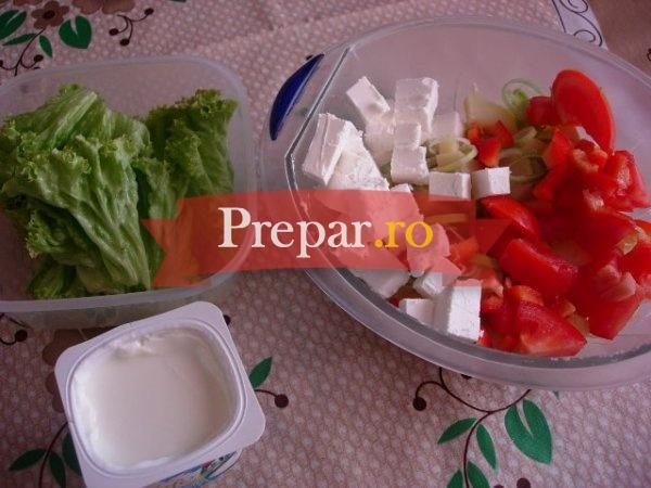 Foto 2 - Salata delicioasa
