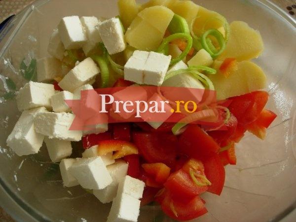 Foto 3 - Salata delicioasa