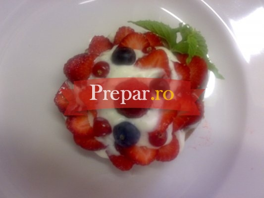 Foto 1 - Cheesecake cu fructe