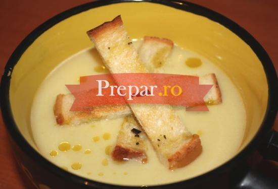 Foto 1 - Supa crema de telina