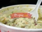Salata de cartofi cu sos de mustar