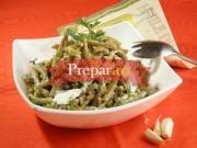 Salata de fasole verde cu usturoi