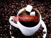 Cafea cu caco si ciocolata amaruie
