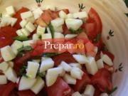 Salata rece de andive