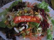 Salata de sfecla rosie si mar