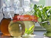 Otet aromat pentru salate