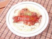 Spaghetetii cu fructe de mare