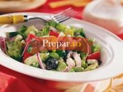 Salata greceasca simpla