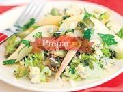 Salata de andive cu peste
