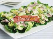 Salata cu jambon