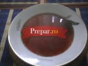 Supa de rosii cu tarhon