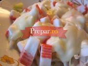 Salata de ciuperci cu andive si maioneza