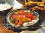 Curry cu peste