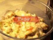 Salata de heringi cu mere