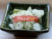 Salata de castraveti cu smantana