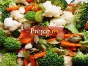 Salata de conopida si morcov