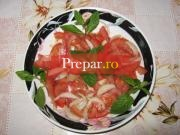 Salata  de rosii-stil arab