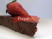 Prajiturele cu ciocolata si curmale, fara cuptor