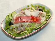 Salata cu piept de pasare