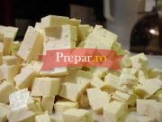 Quinoa, sos de legume laselva si tofu sarat