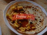 Clatite cu mere, Apple Pancakes