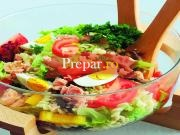 Salata de spirale cu ton