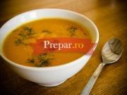 Supa de chimen cu legume