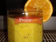 Suc de kiwi cu portocale
