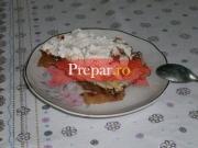 Budinca cu mere la cuptor
