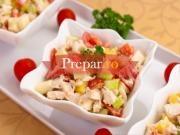 Salata de legume cu piept de pui la gratar