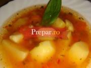 Supa din cartofi