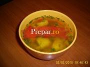 Supa de legume (de post)