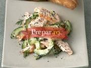 Salata de castraveti si ghimbir