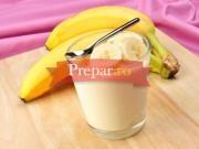 Crema de banane
