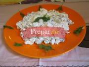 Salata de ciuperci cu pui