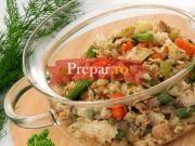 Salata de toamna cu ciuperci de padure