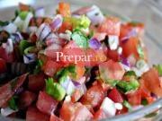 Salata picanta cu salam