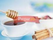 Ceai cu miere si cu mirodenii