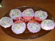 Cupcakes (mini-tortulete)